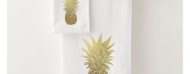 Fabulous Pineapple Bathroom Decor Ideas