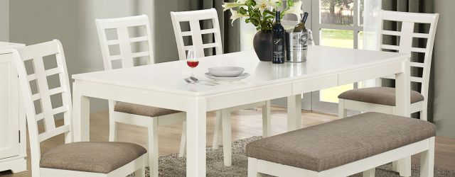 Awesome Kitchen Table Sets With Bench Ideas