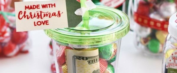 Affordable DIY Homemade Christmas Gifts Ideas
