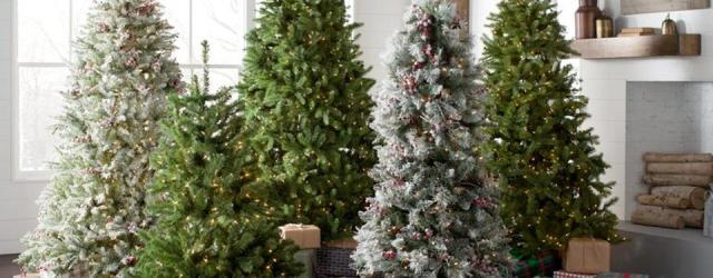 Awesome Target Artificial Christmas Trees Ideas