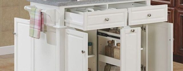 Affordable Kitchen Island With Drawers Ideas