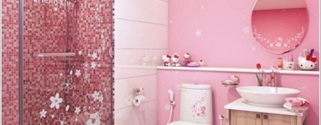 Gorgeous Kids Bathroom Accessories Ideas