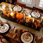Gorgeous DIY Thanksgiving Table Decorations Ideas