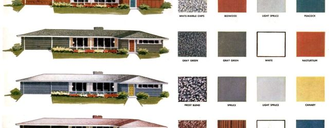 Awesome Exterior Brick Paint Color Ideas
