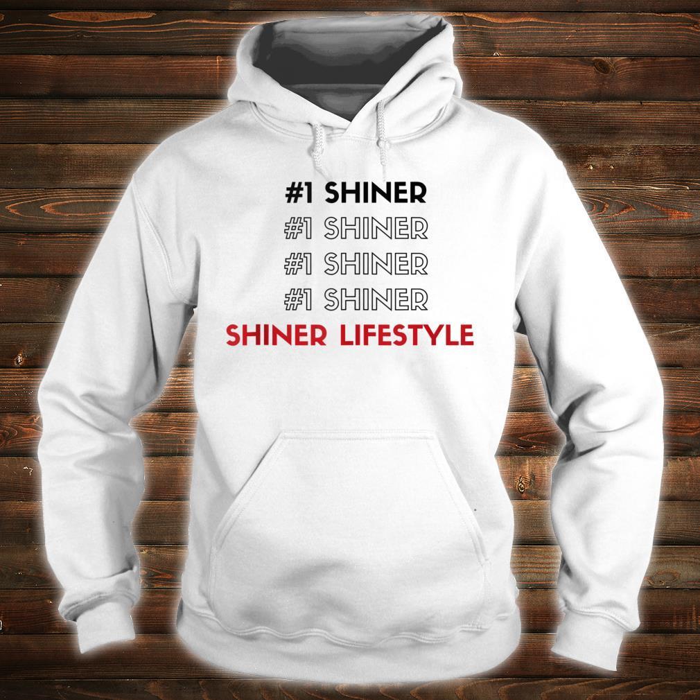 #1 Shiner Lifestyle Drownii Apparel Shirt hoodie