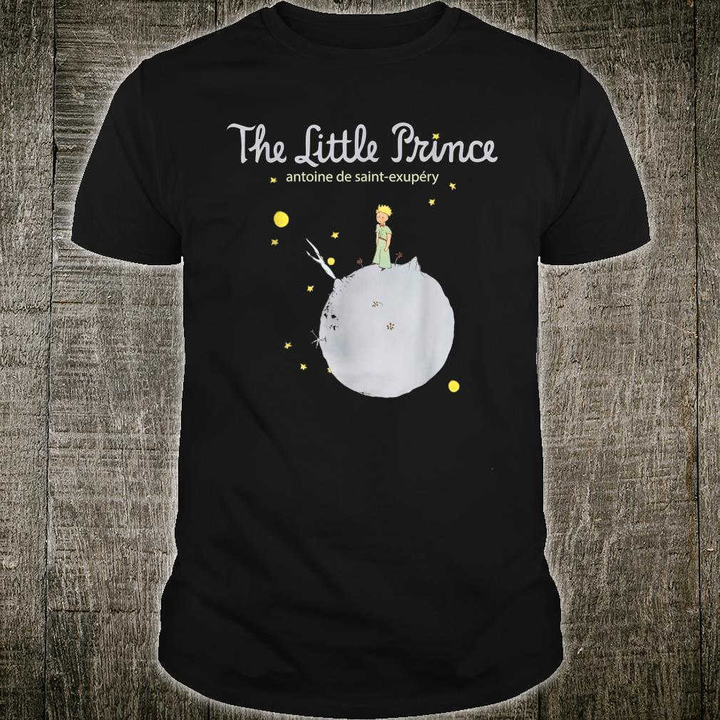 The Little Prince, Fairy Tales, Children's Book cover art Shirt