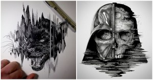 drawings detailed simple tools artist ever easy insane uses artwork level seen trendfrenzy