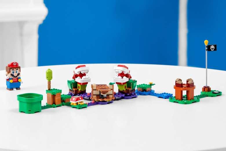 LEGO Super MarioPiranhaPlant Puzzling ChallengeExpansion Set