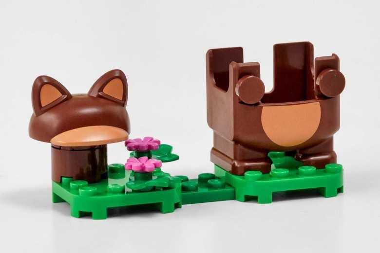 LEGO Super MarioTanooki MarioPower-Up Pack