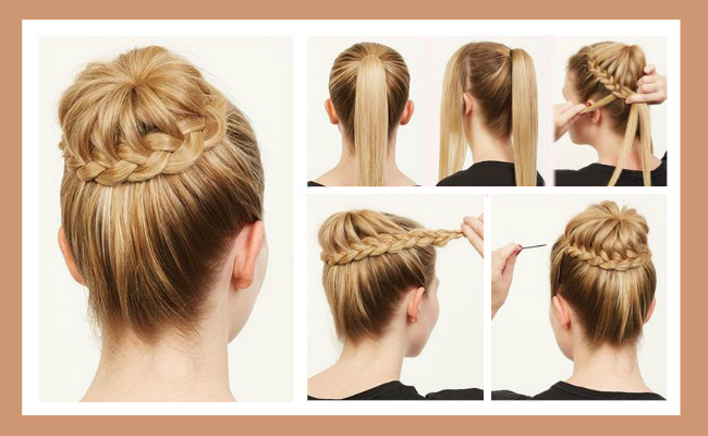How To Make Easy Hairstyles At Home For Medium Hair Easy Casual