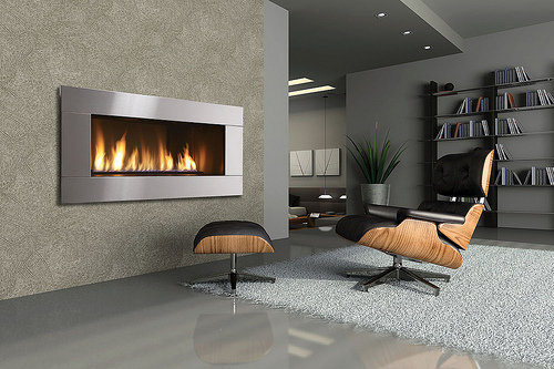 Fireplace Electric Wall Mount Modern Wall Fireplace Design | Trend Home Designs