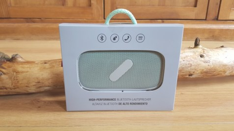 Review en korting Nude Audio Move Super M Bluetooth Speaker Mint