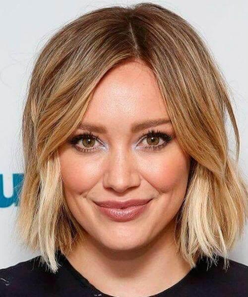 Great Short Haircuts For Fat Faces - 14+ » Trendiem
