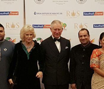 Rahat Fateh Ali Khan Becomes Ambassador Of UK Charity