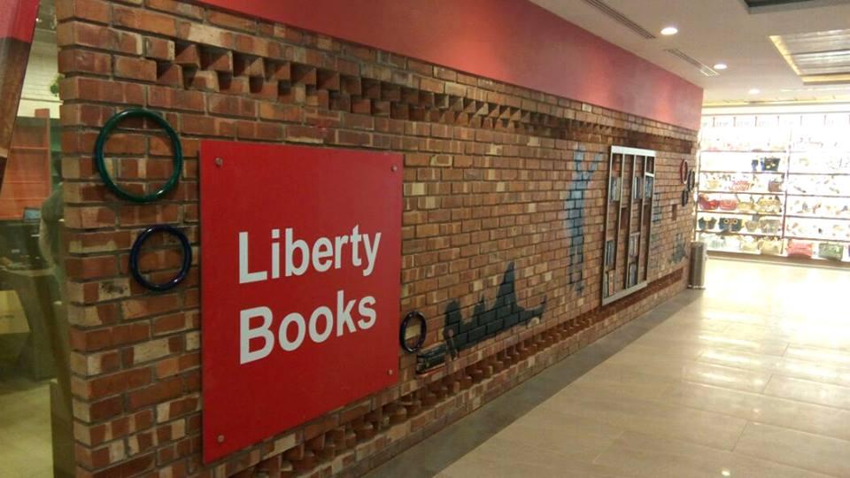 Liberty book store