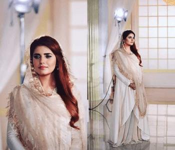 Watch: Momina Mustehsan's version of Qaseeda Burda Sharif