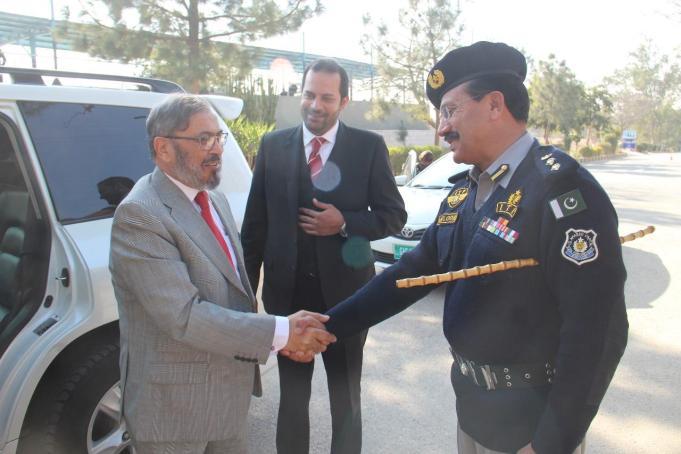 Islamabad Traffic Police is bringing e-challan and digital