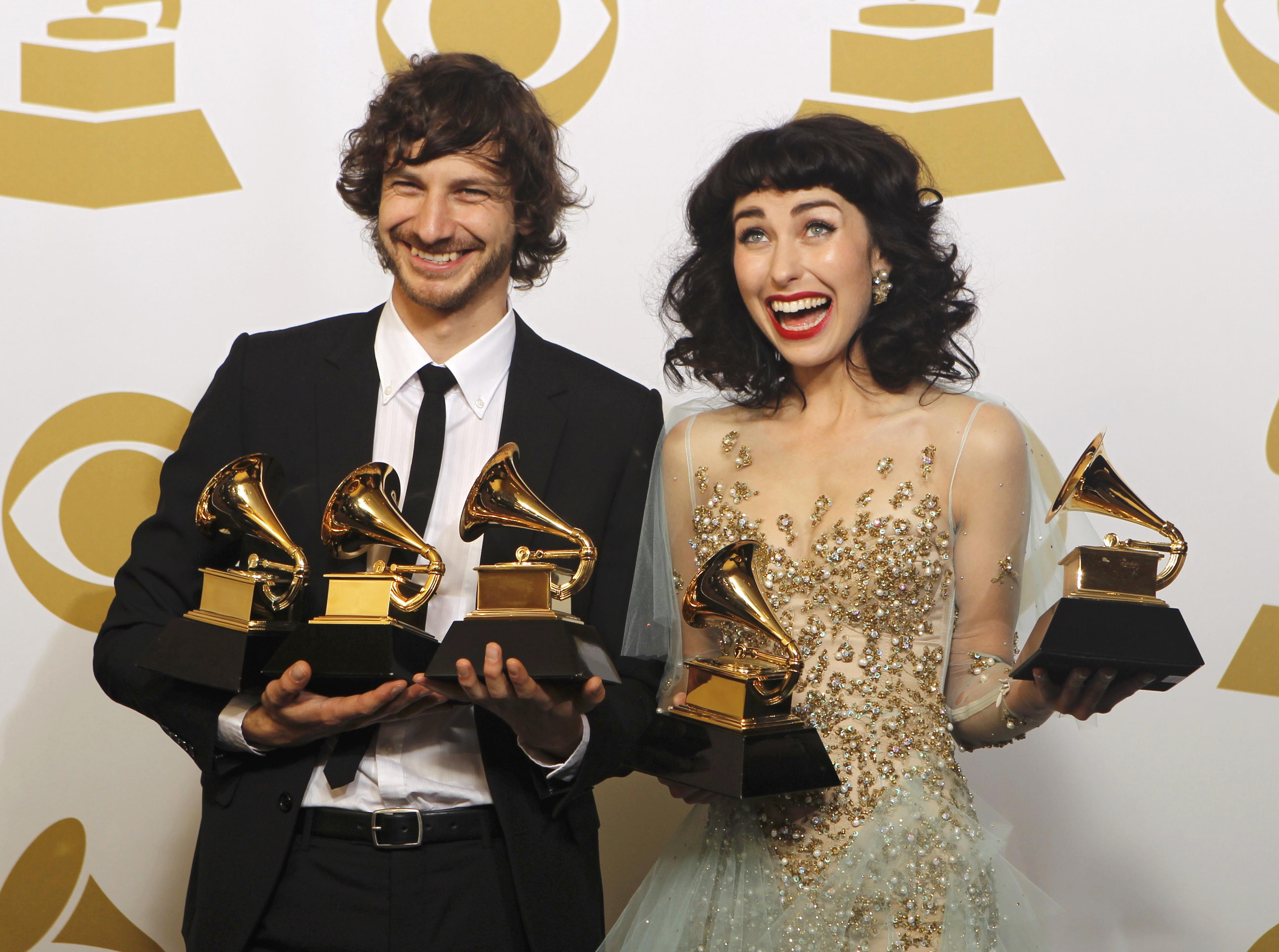 Goyte Grammy 2013