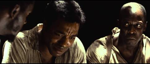 Chiwetel Ejiofor Michael K Williams 12 Years a Slave