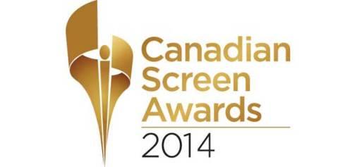 Canadian Screen Awards 2014 Logo