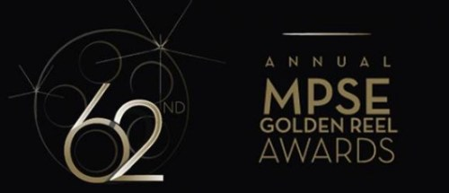 Mpse Golden Reel Awards Logo