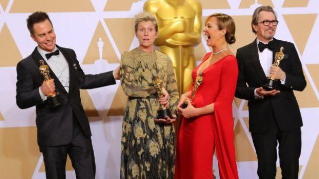 Academy awards 2018 winners