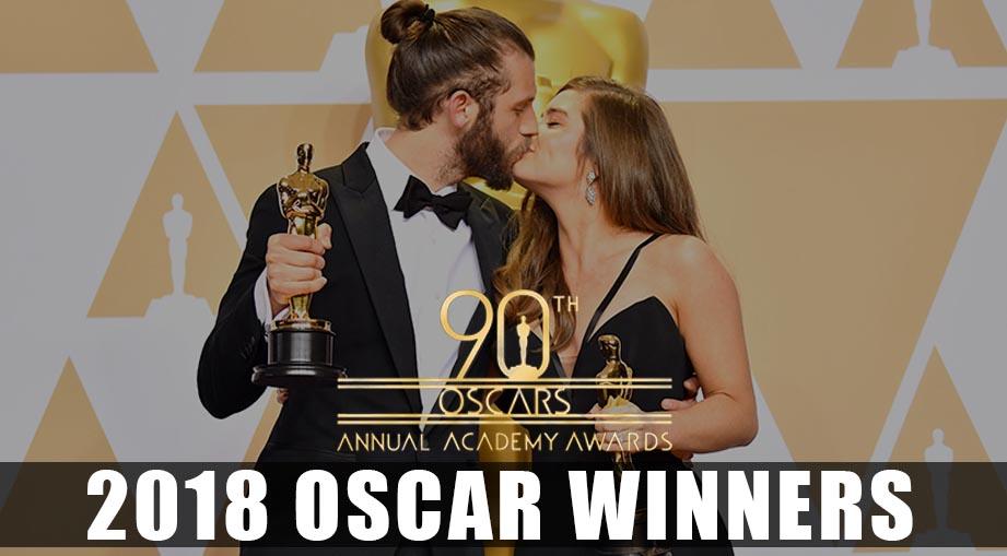 Oscars 2018 winners