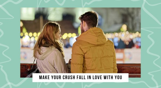 Crush Fall in Love With You