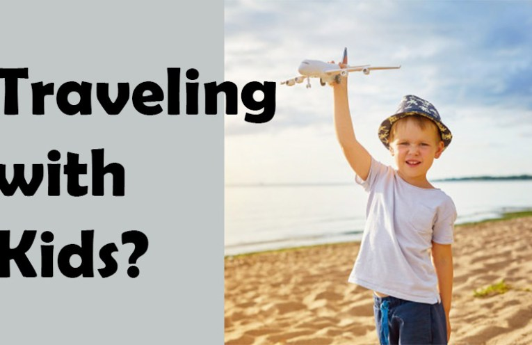 Traveling with kids