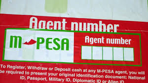 aggregated mpesa agent lines