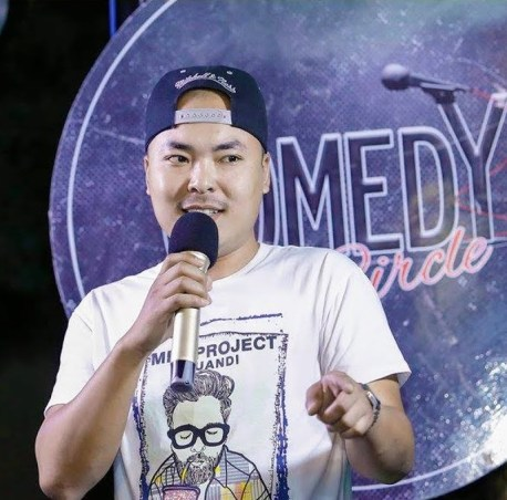 Sujan Zimba Nepali Comedian