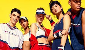 Tommy Hilfiger launches it's first-ever sportswear clothing line Tommy Sport