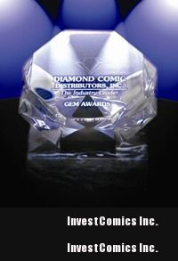 BOOM! STUDIOS wins 2nd consecutive GEM AWARD