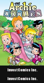 ARCHIE BABIES DEBUT IN ARCHIE'S FIRST ORIGNAL GRAPHIC NOVEL