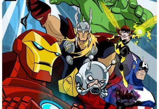 New Marvel Animated Series!