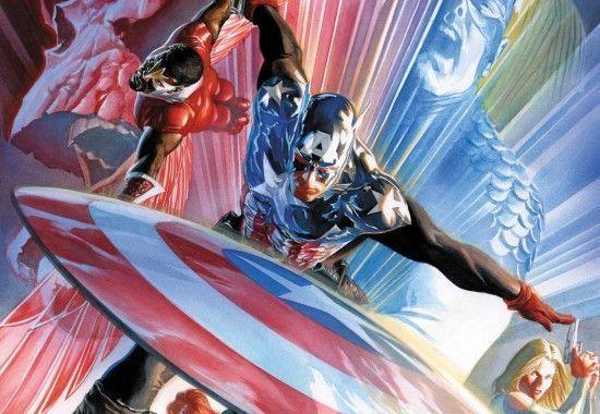 Captain America 600 Preview!