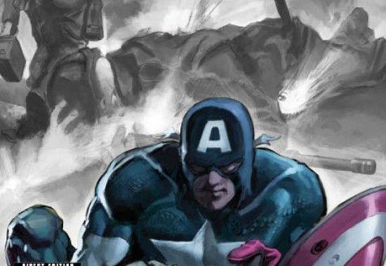 Captain America 601 Returns