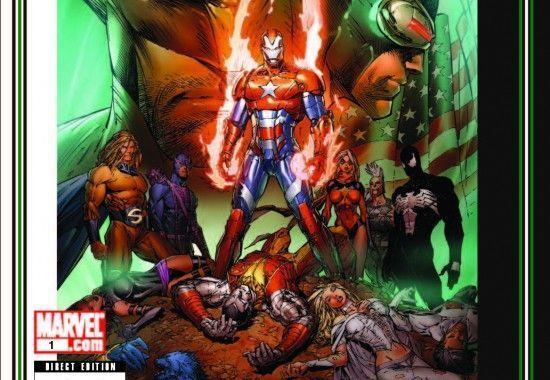 Marvel Comics for 6-24-09