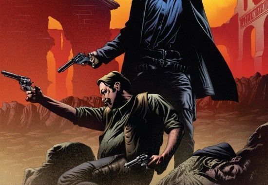 Dark Tower: The Fall of Gilead #4 with Preview Art