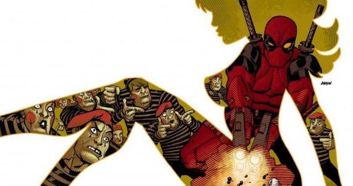 Deadpool #900 Makes Comic Book History!