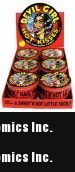R. Crumb Devil Girl Candy Tins from BOOM!