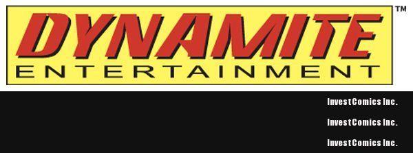 Dynamite at Comic-Con