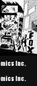 Sneak Preview of Michael Avon Oeming's The Fox
