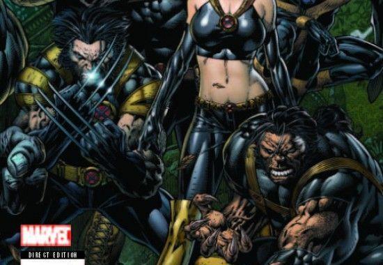 Marvel Comics for 7-29-09