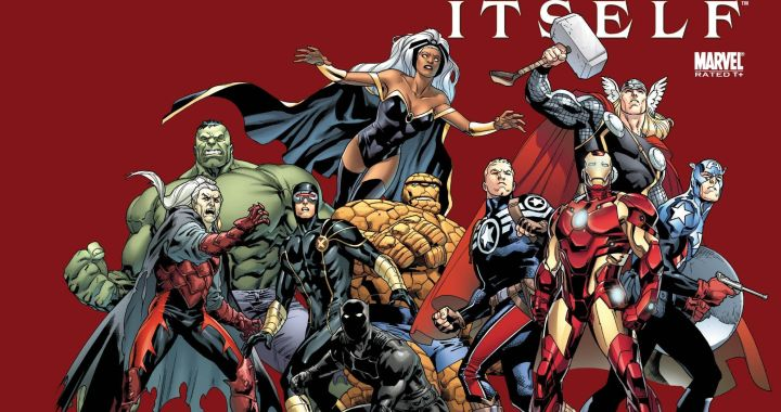 FEAR ITSELF gets second print in MAY