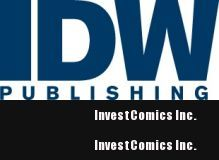 IDW Honored with 12 Eisner Nominations
