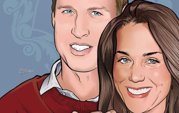 ROYAL WEDDING BIO COMIC BOOK COUNTDOWN STARTS; PRINCE HARRY BIO TO FOLLOW