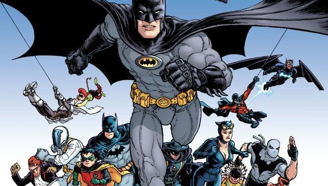 BATMAN INC. #6 PREVIEW