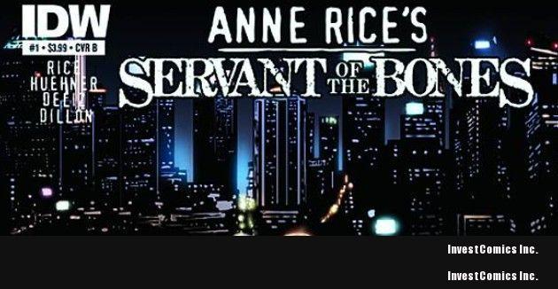 New Adaptation of Servant of the Bones