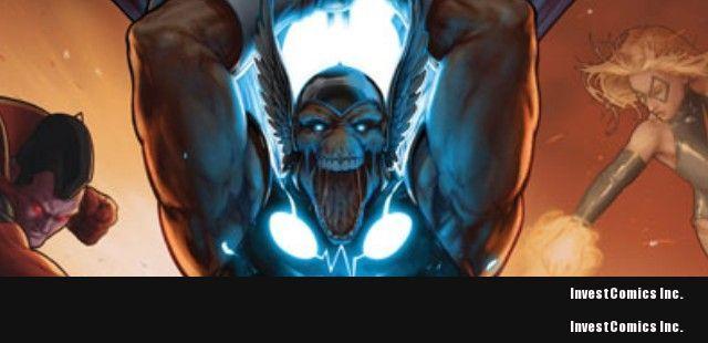 Avengers Vs. Annihilators